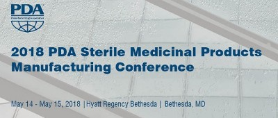 2018 PDA Sterile Medicinal Products Manufacturing Conference