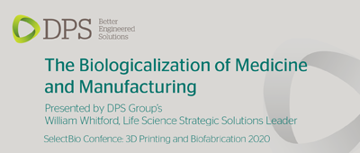 Presentation: The Biologicalization of Medicine and Manufacturing