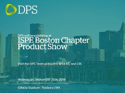 ISPE Boston Chapter  Product Show