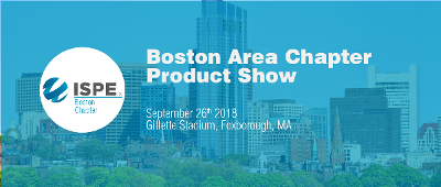 ISPE Boston Area Chapter Product Show