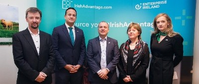 DPS Group Discuss Expansion Plans for Scandinavia with An Taoiseach Leo Varadkar