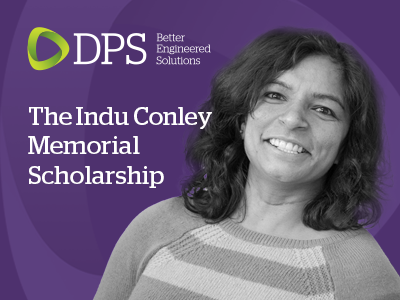 DPS Group Announces Scholarship to Honor Memory of Indu Conley