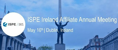 ISPE Ireland Affliate Annual Meeting