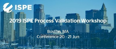 2019 ISPE Process Validation Workshop